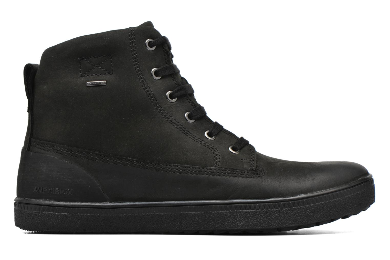 Bottines et boots Geox D Amaranth B ABX D44Z4B Noir vue derrière