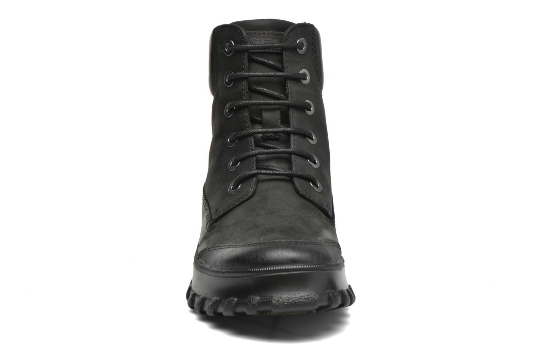 Stiefeletten & Boots Geox U Yeti B ABX U44U1B schwarz schuhe getragen