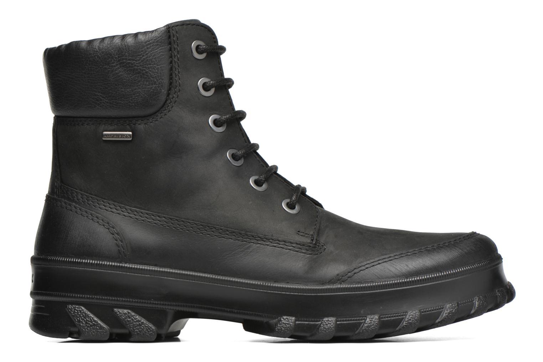Stiefeletten & Boots Geox U Yeti B ABX U44U1B schwarz ansicht von hinten