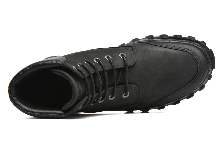 Stiefeletten & Boots Geox U Yeti B ABX U44U1B schwarz ansicht von links