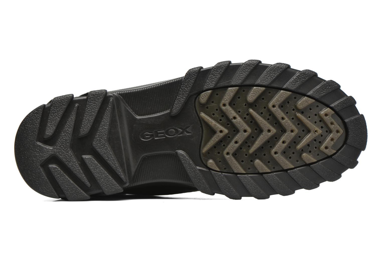 Stiefeletten & Boots Geox U Yeti B ABX U44U1B schwarz ansicht von oben