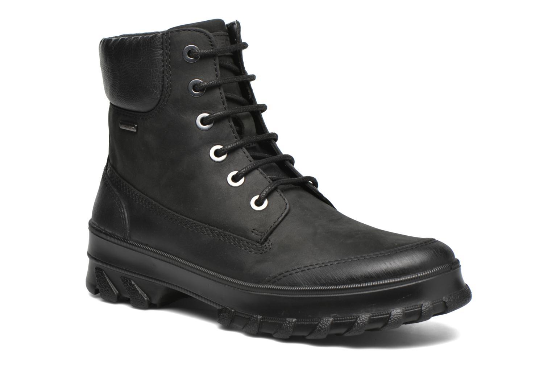 Stiefeletten & Boots Geox U Yeti B ABX U44U1B schwarz detaillierte ansicht/modell