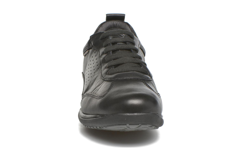 Sneakers Geox U Xand Travel U54Y2B Grigio modello indossato