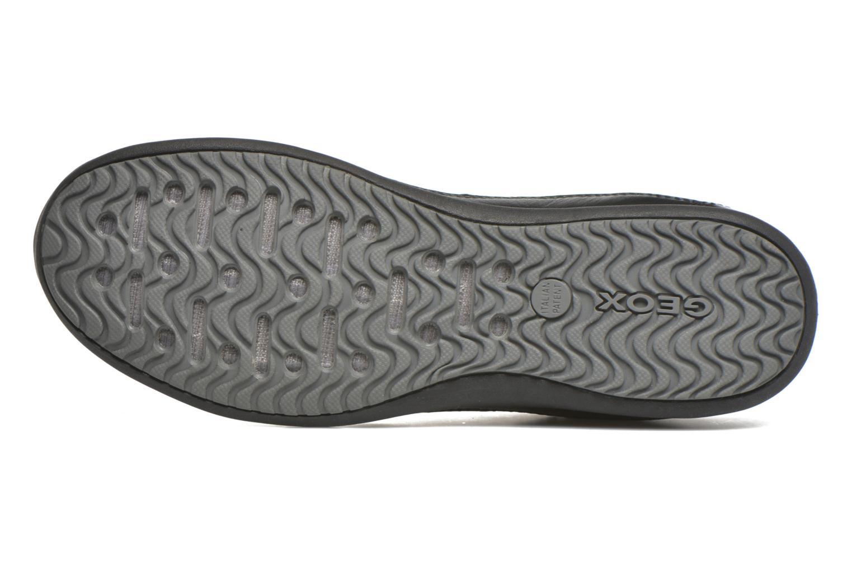 Sneaker Geox U Xand Travel U54Y2B grau ansicht von oben