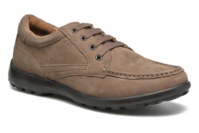 Marques Chaussure homme Geox homme U Mantra U44R5D Noir