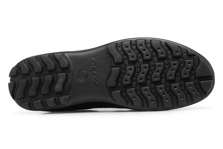 Sneakers Geox U Mantra U44R5D Svart bild från ovan