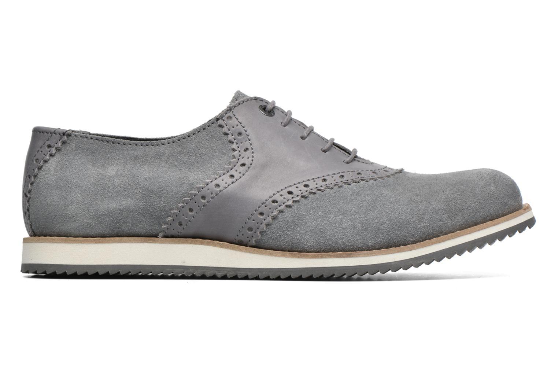 Chaussures à lacets Mr SARENZA Stawugs Gris vue détail/paire