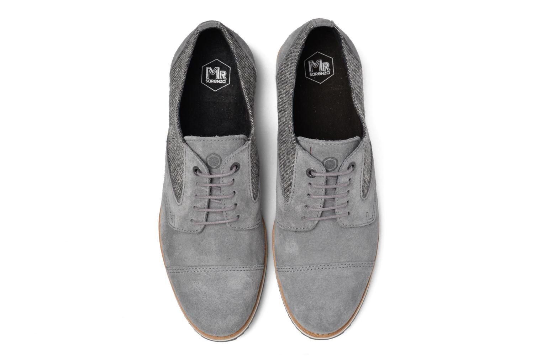 Snörade skor Mr SARENZA Steamer Grå bild av skorna på