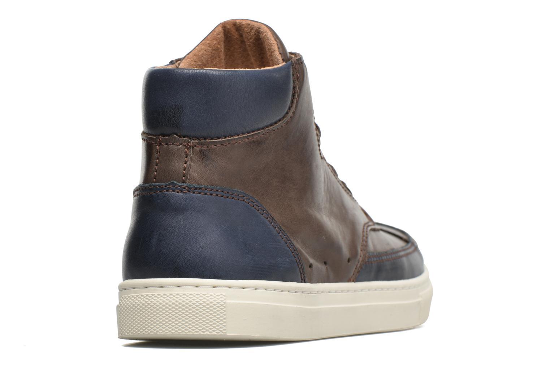 Sneaker Mr SARENZA Stridor braun ansicht von vorne