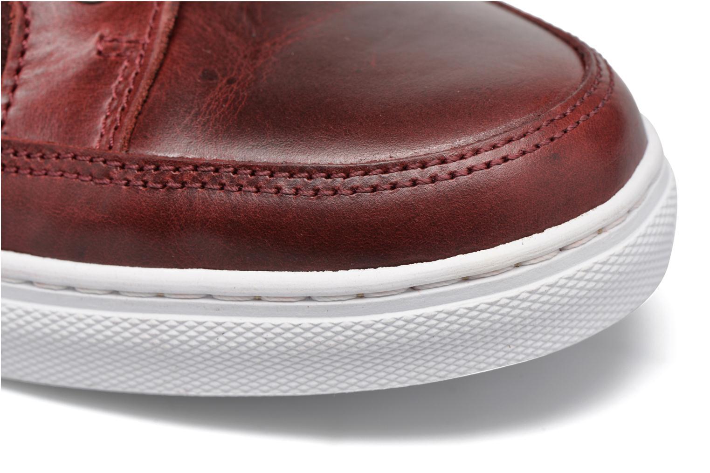 Sneakers Mr SARENZA Stryges Bordò immagine sinistra