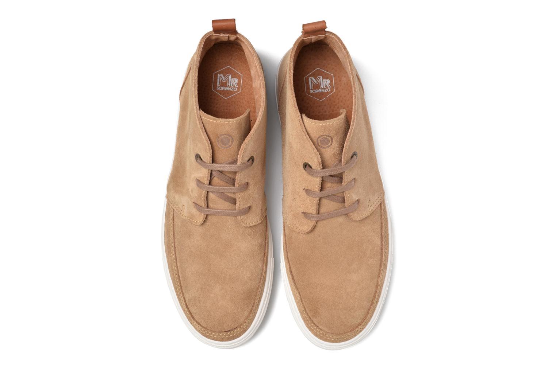 Sneakers Mr SARENZA Stappeal Brun bild av skorna på
