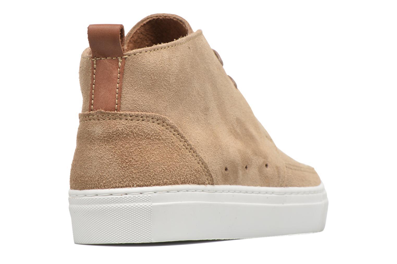 Sneakers Mr SARENZA Stappeal Brun bild från framsidan