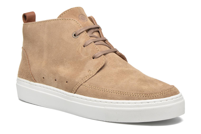 Sneakers Mr SARENZA Stappeal Brun Bild från höger sidan