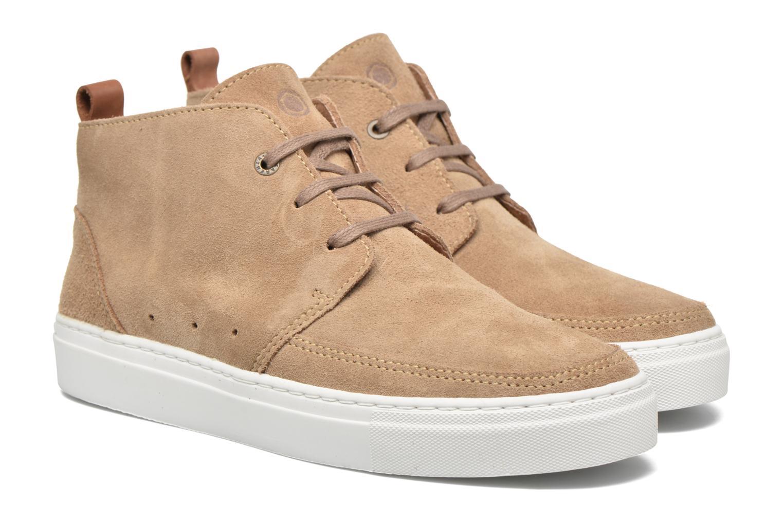 Sneakers Mr SARENZA Stappeal Brun bild från baksidan