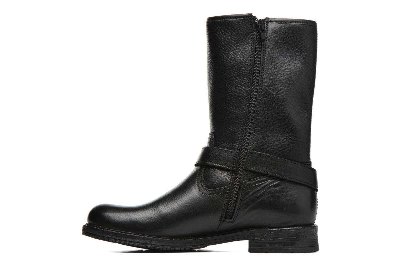 Laarzen Mustang shoes Brea 2 Zwart voorkant
