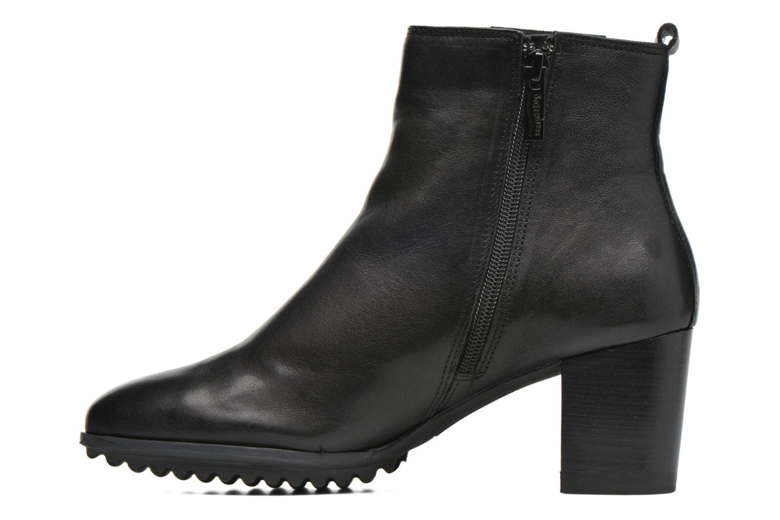 Ankle boots Softwaves Alpi 21 Black front view