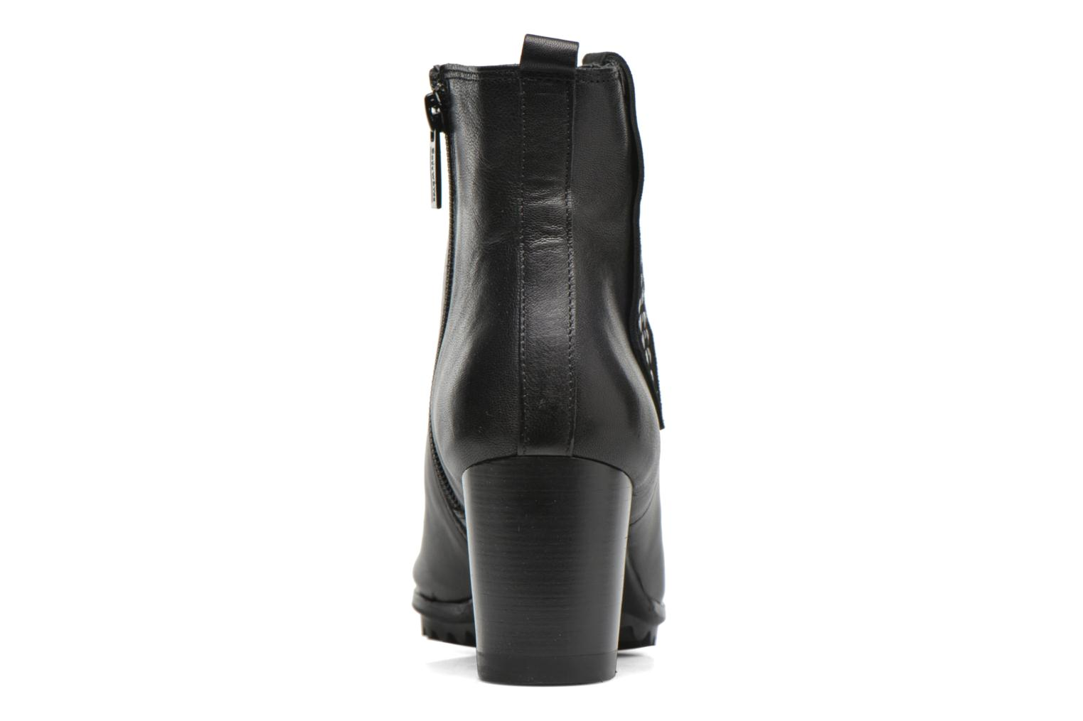 Ankle boots Softwaves Alpi 21 Black view from the right