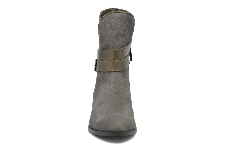 Bottines et boots Softwaves Bowie 03 Gris vue portées chaussures