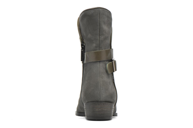 Bottines et boots Softwaves Bowie 03 Gris vue droite