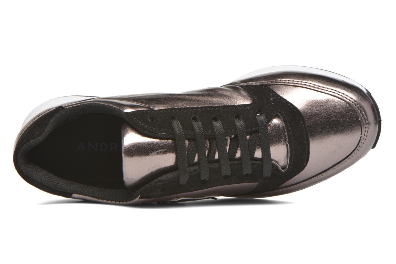 Sneakers André Maximum Oro e bronzo immagine sinistra