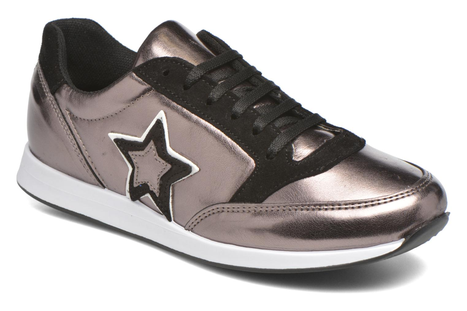 Trainers André Maximum Bronze and Gold detailed view/ Pair view