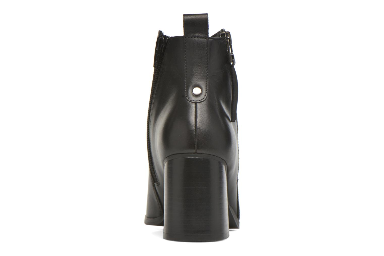 Stiefeletten & Boots André Paolina schwarz ansicht von rechts