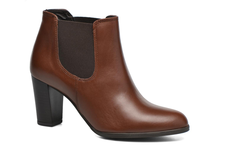 Bottines et boots André Rosie Marron vue détail/paire