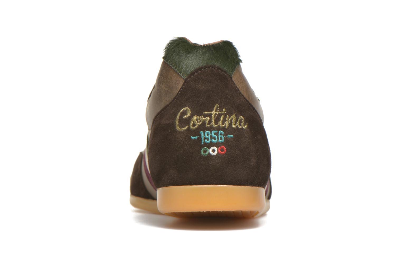 Flat Cortina Brown