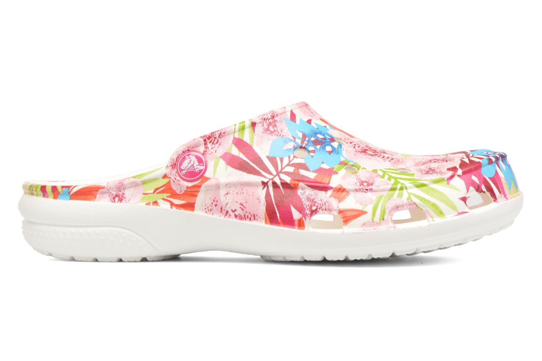Crocs Freesail Graphic Clog W Tropical Floral/White