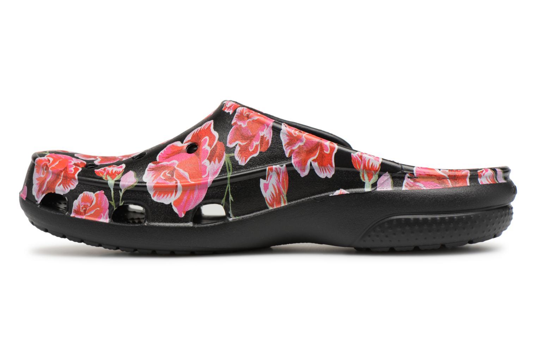 Graphic W Crocs Rose Crocs Black Freesail Clog Multi ABA1vEqr