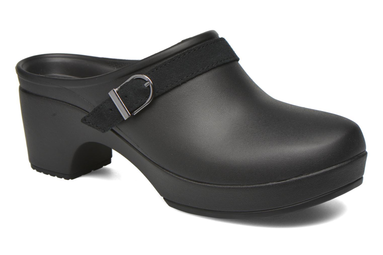 Grandes descuentos últimos zapatos Crocs Crocs Sarah Clog (Negro) - Zuecos Descuento