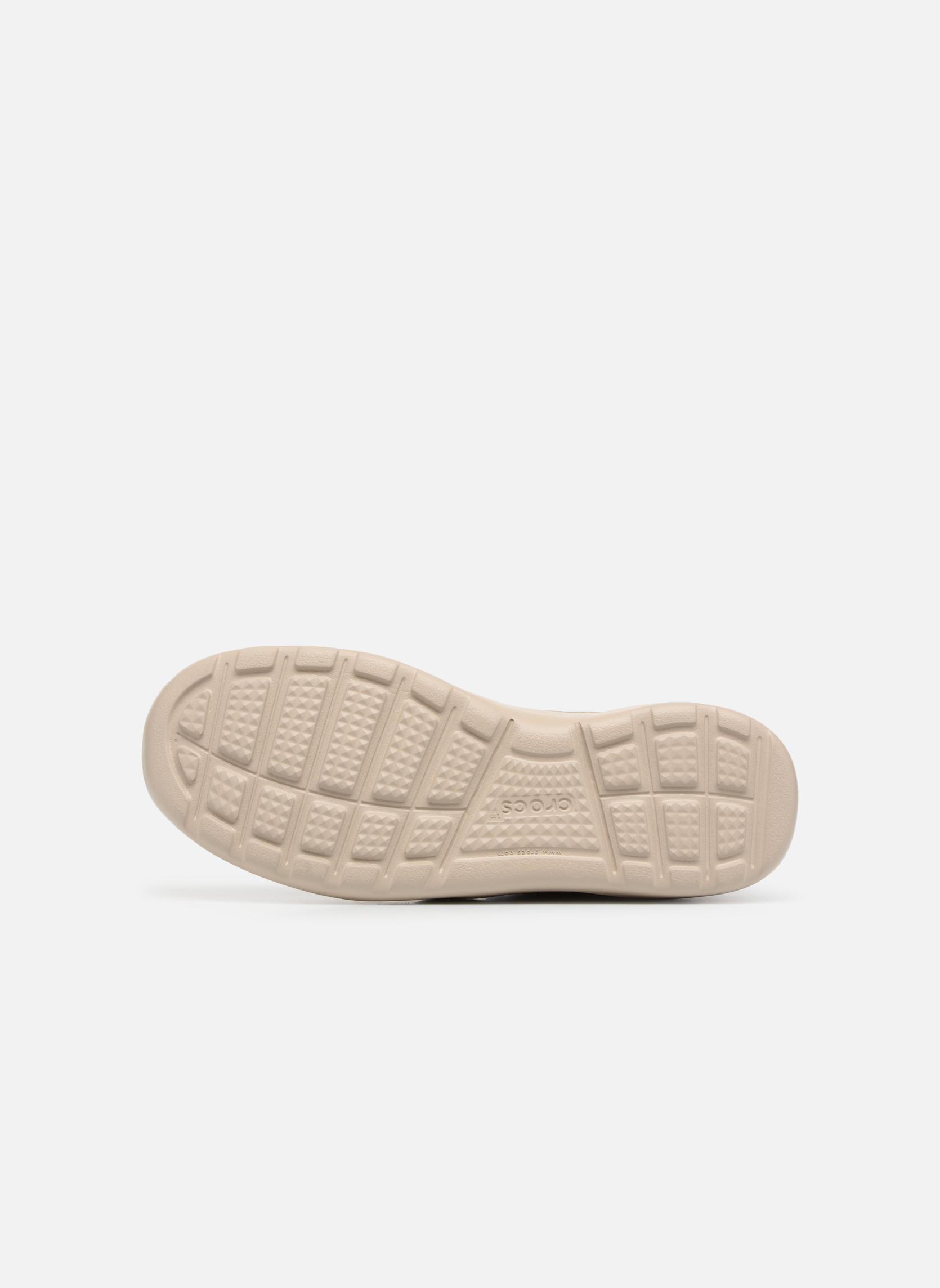 Chaussures à lacets Crocs Crocs Kinsale Chukka M Vert vue haut