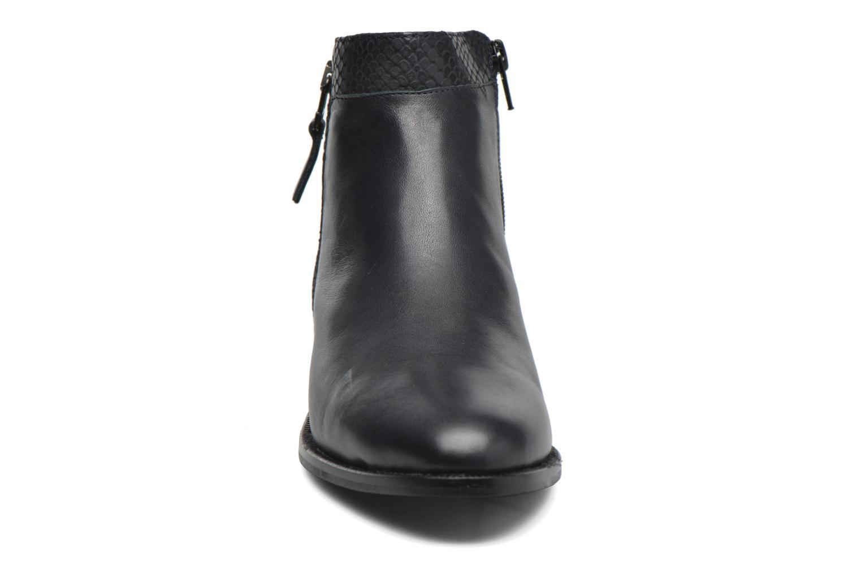 Bottines et boots Coco et abricot Elif Bleu vue portées chaussures