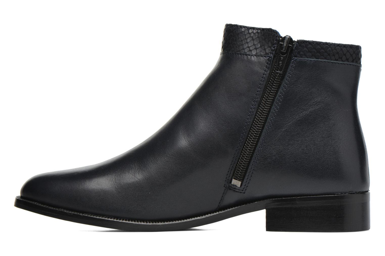 Bottines et boots Coco et abricot Elif Bleu vue face