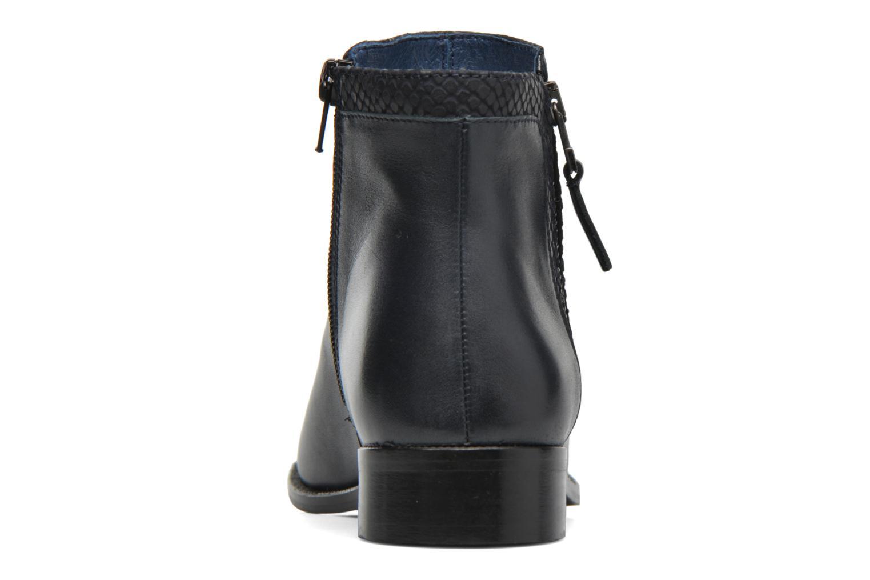 Bottines et boots Coco et abricot Elif Bleu vue droite