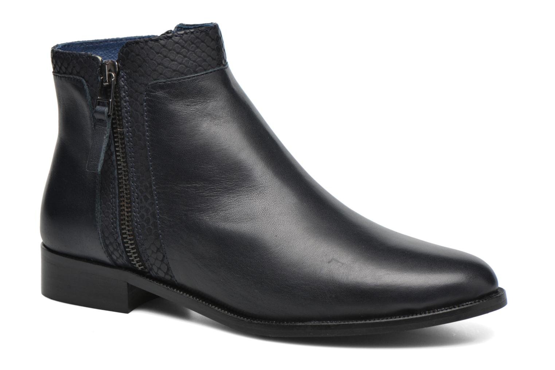 Bottines et boots Coco et abricot Elif Bleu vue détail/paire