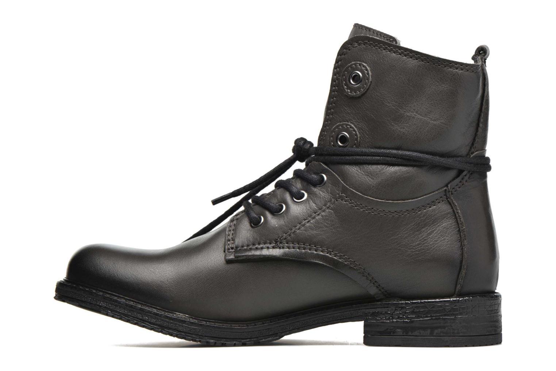 Bottines et boots Coco et abricot Shadow Gris vue face