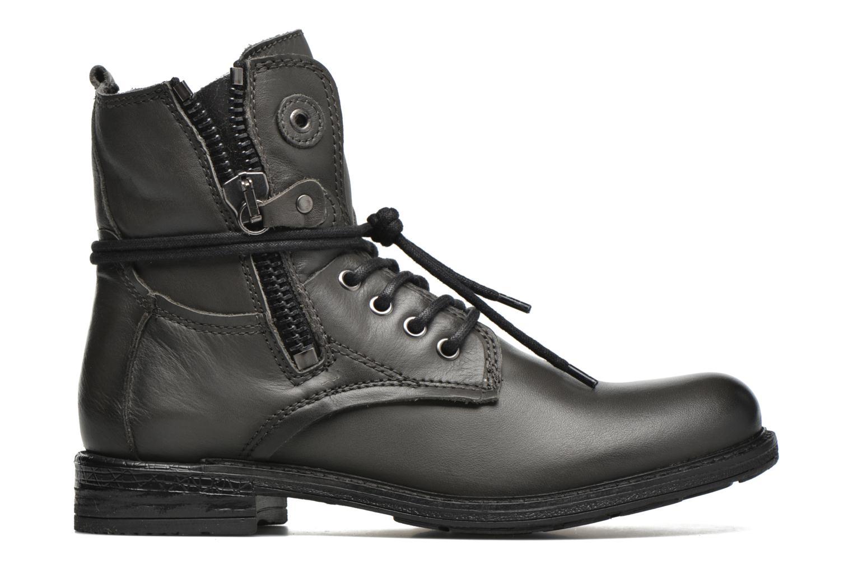 Bottines et boots Coco et abricot Shadow Gris vue derrière