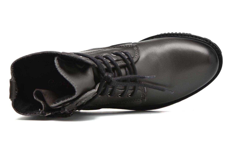 Bottines et boots Coco et abricot Shadow Gris vue gauche