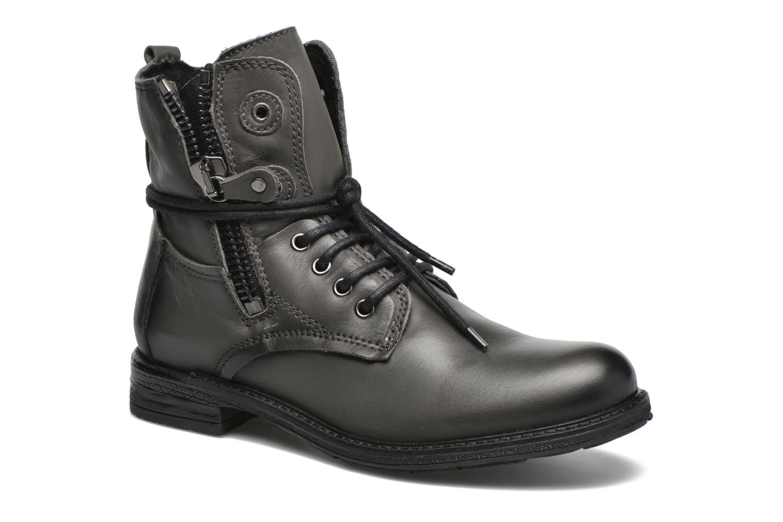 Bottines et boots Coco et abricot Shadow Gris vue détail/paire