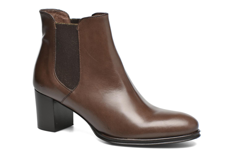 Bottines et boots Muratti Link Marron vue détail/paire