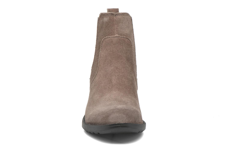 Bottines et boots Rockport Christine-CH INTL Marron vue portées chaussures
