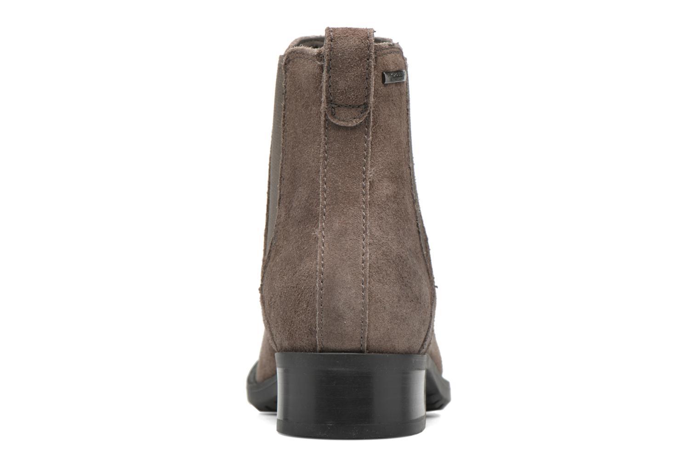 Bottines et boots Rockport Christine-CH INTL Marron vue droite