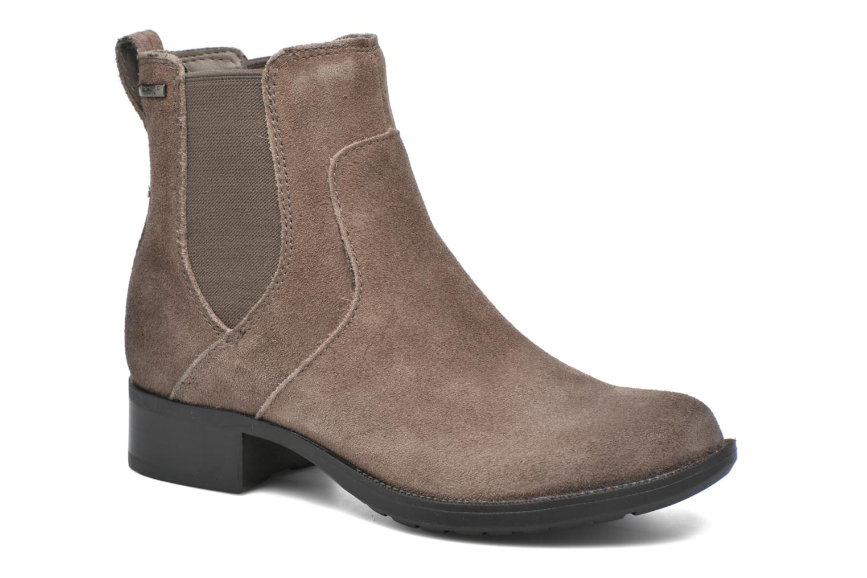 Bottines et boots Rockport Christine-CH INTL Marron vue détail/paire