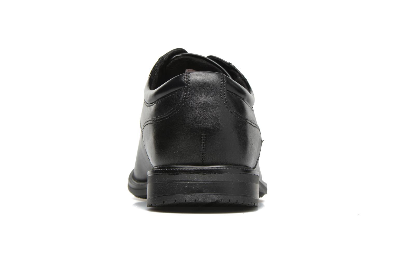 Chaussures à lacets Rockport Esntial Dtl II Apron Noir vue droite
