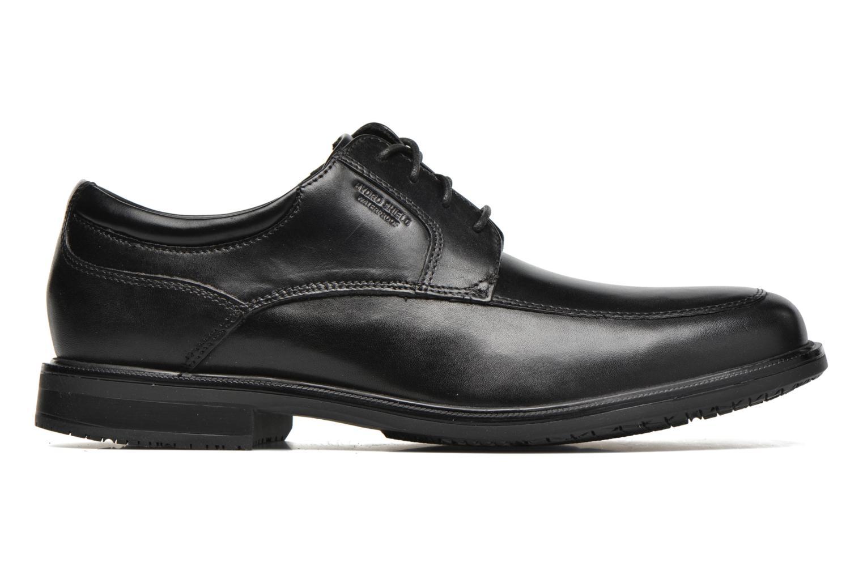 Chaussures à lacets Rockport Esntial Dtl II Apron Noir vue derrière