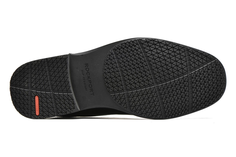 Chaussures à lacets Rockport Esntial Dtl II Apron Noir vue haut