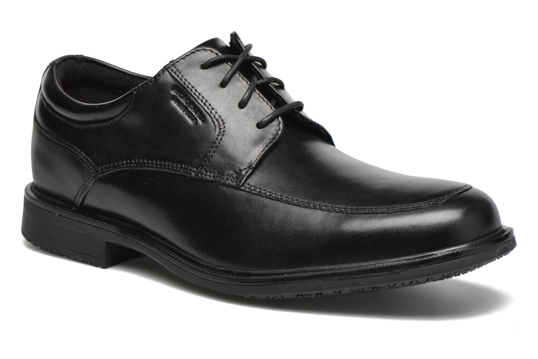 Chaussures à lacets Rockport Esntial Dtl II Apron Noir vue détail/paire