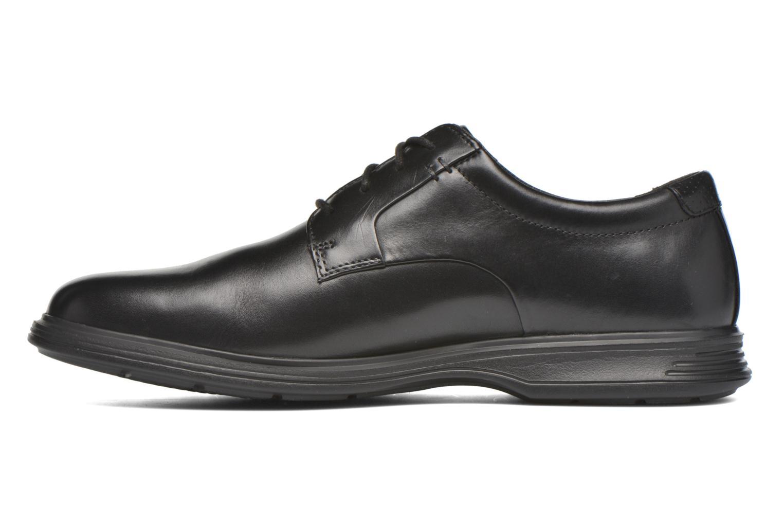 Lace-up shoes Rockport DP2 Light Plaintoe Ox Black front view