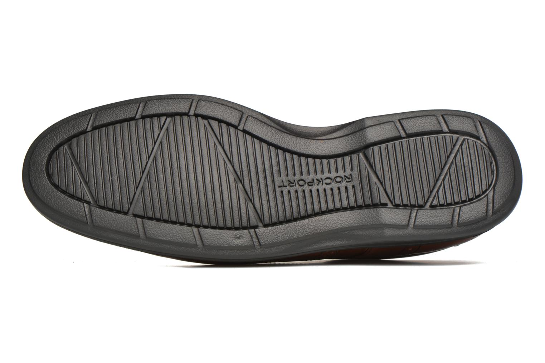 Chaussures à lacets Rockport DP2 Light Wing Tip Marron vue haut